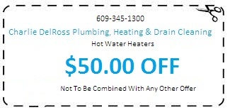 hot water heater coupons