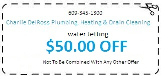 water jetting coupon